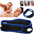Anti Snore Chin Strap Care Sleep Stop Snoring Belt Chin Jaw Supporter Apnea Belt Anti-Ronquidos Nose Snoring Solutions Breathing