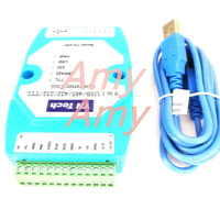 Free Shipping Basic Model Of Six In One Serial Module USB 485 422 232 TTL Mutual