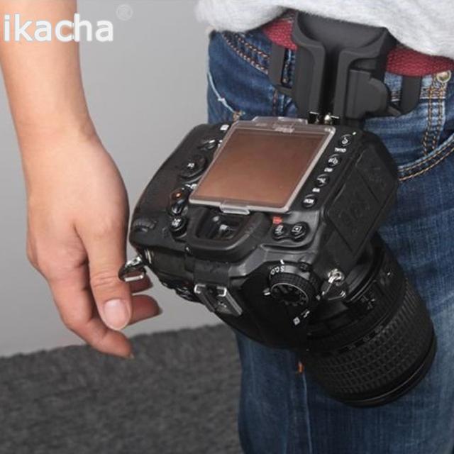 Quick Release Belt Buckle Camera Mount