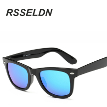 RSSELDN New High-end Fashion Women Sunglasses Brand Design High Quality Frame Women Polarized Sunglasses UV400 Men Sunglasses