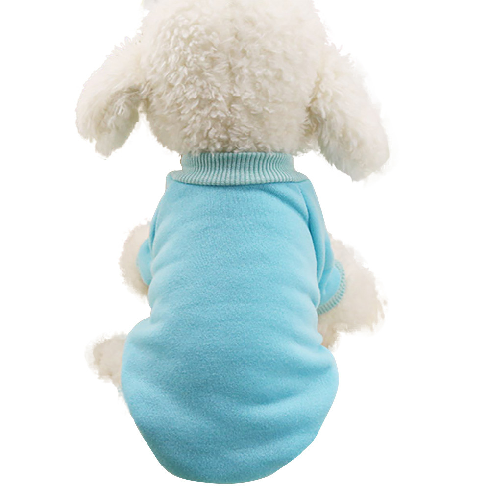 Small Dogs Costume Clothes For Little Dogs Overalls Dog Pet Clothes Warm Clothes Puppy Coat Apparel Clothes For Dogs