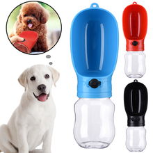 Portable Pet Water Bottle For Dogs Cats Travel Dog Bowl Cat Feeding Drinking Cup Outdoor Products D30