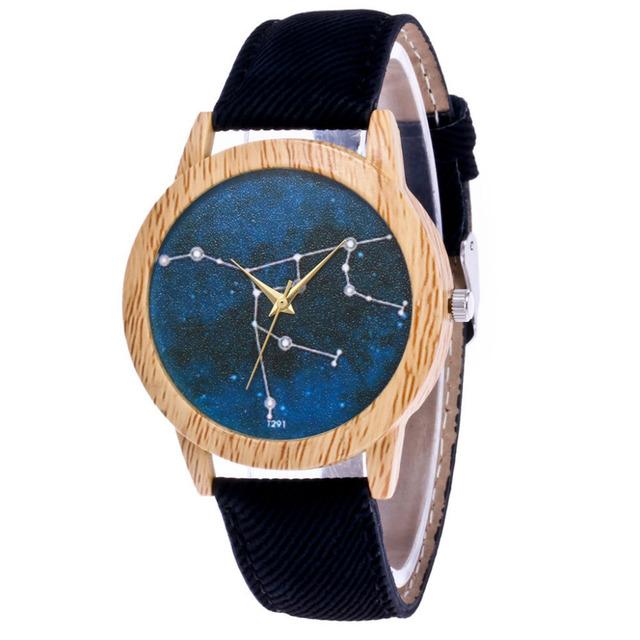 Women's Watches Fashion Leather Wrist Watch Women Watches Ladies Watch Clock Mujer Bayan Kol Saati Montre Feminino Flowers Dress