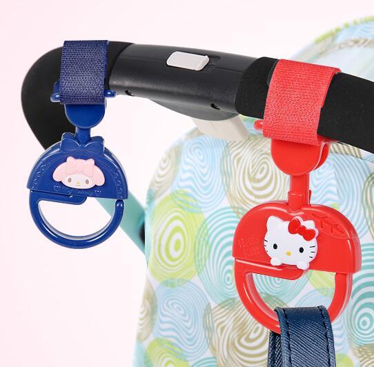 Krachtige Hello Kitty My Melody Home Keuken Handtas Opslag Haken