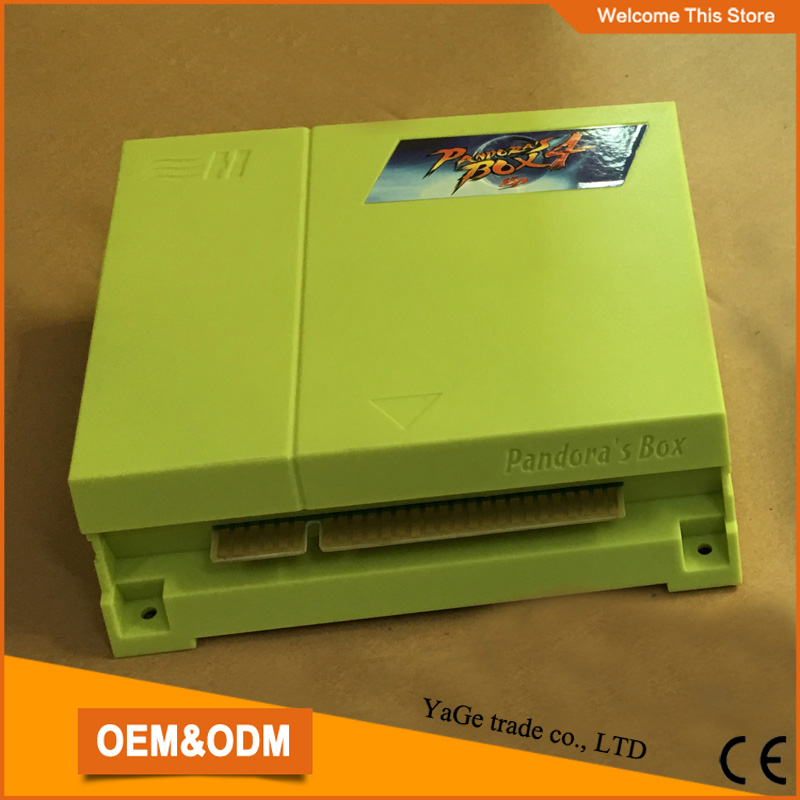 ФОТО Pandora's Box 4 jamma arcade game pcb board  ,  just another Pandora's Box  645 in 1 can  HD VGA&CGA output