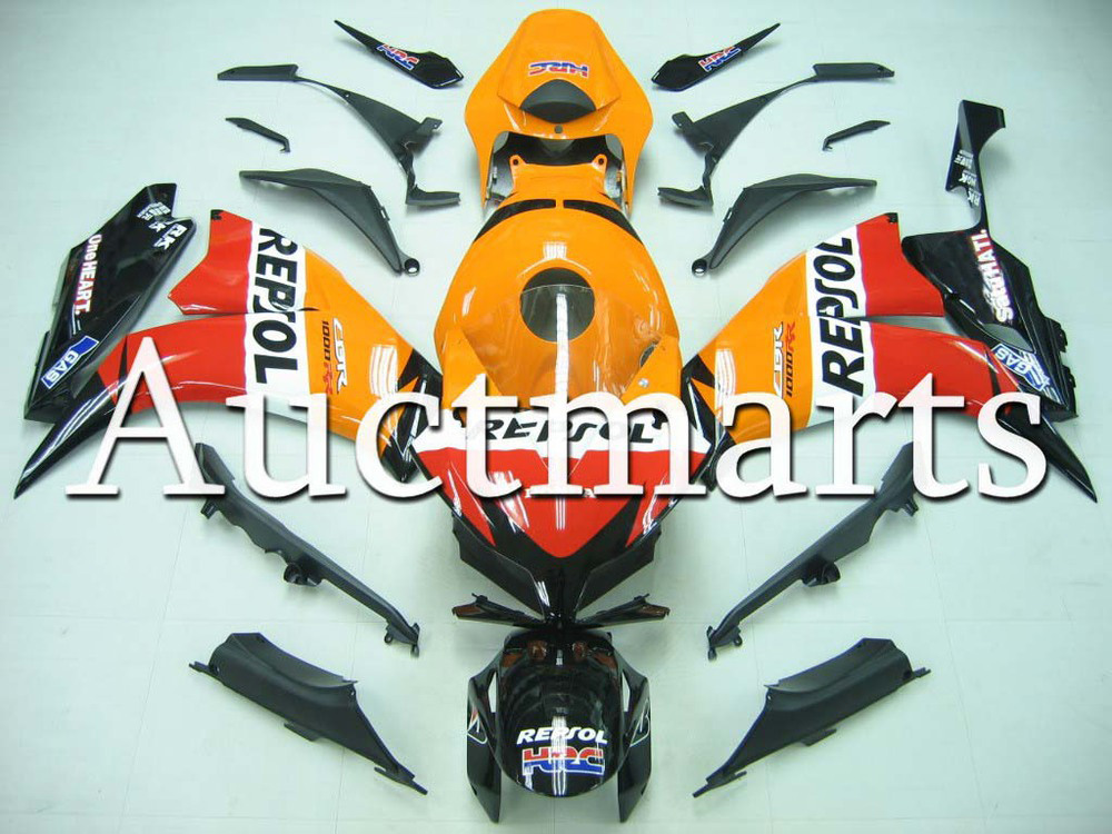 For Honda CBR1000RR  2012 2013 Injection ABS Plastic motorcycle Fairing Kit Bodywork CBR 1000 RR 12 13 Free Shipping EMS CB11 сефер геурых
