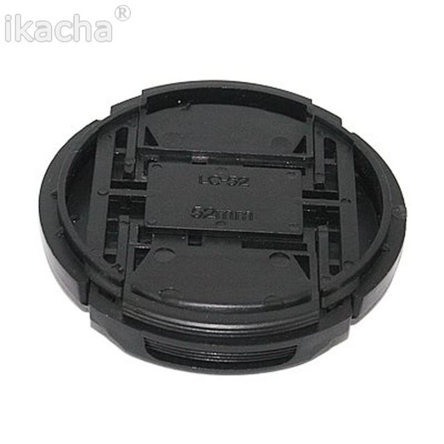 37mm 40.5mm 43mm 46mm 49mm 52mm 55mm 58mm Camera Lens Cap Holder Cover Camera Len Cover For Canon Nikon Sony Olypums Fuji Lumix