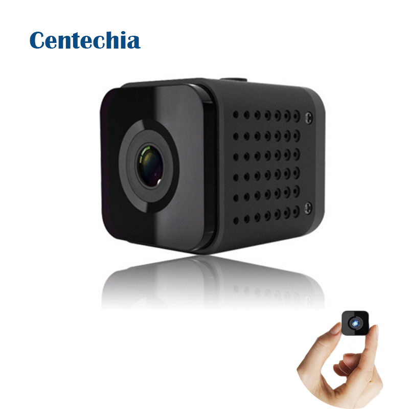 цена на Wifi Wireless Smart Mini Camera Camcorder Night Version 1080P HD IR Wide Angle Sports Action DV DVR Phone Remote Playback Hidden