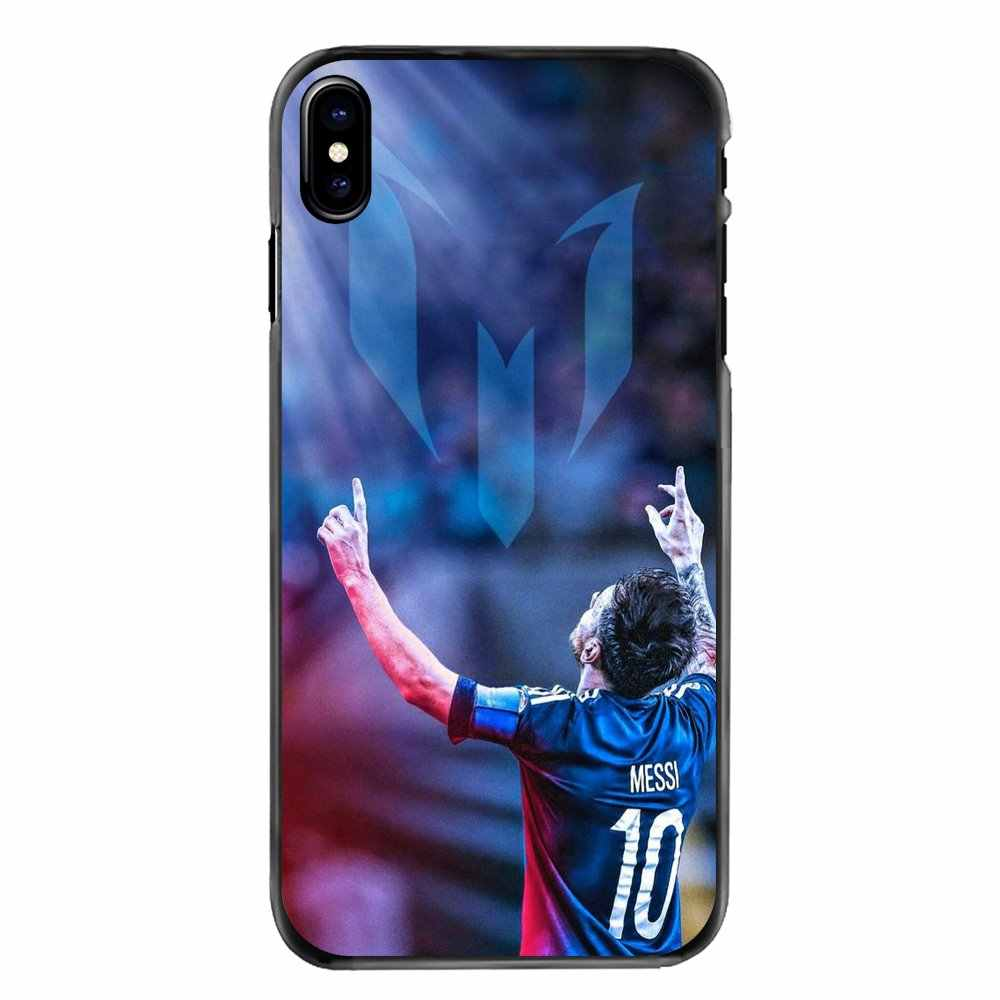 f7884f2da46 ... Barcelona Lionel Leo Messi No.10 Mobile Phone Case Cover For Huawei P7  P8 P9