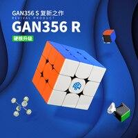 Горячая продажа оригинальный Gan356 R 3x3x3 cube Gans 356R Кубик Рубика для профессионалов GAN 356 R cube 3x3 speed cube Twist развивающие игрушки