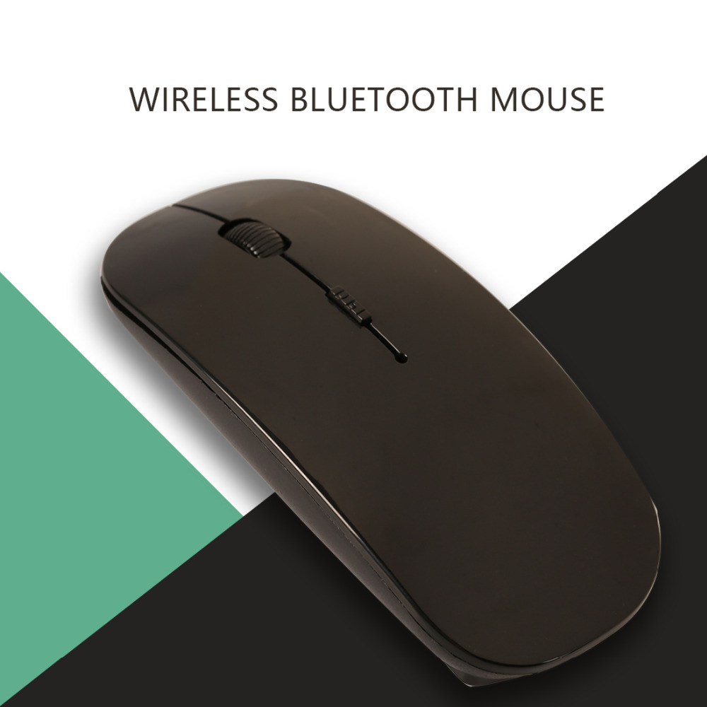 NOYOKERE Ultra Thin 2.4GHz Wireless Optical Mouse Computer PC Mice With USB Adapter Mause For APPLE Macbook Mac Mouse Wireless