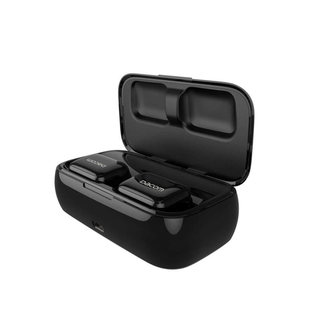 Dacom GF8 TWS Earbuds Handsfree Earpiece Noise Canceling Headset Stereo Wireless Mini Bluetooth Earphone Headphone with mic