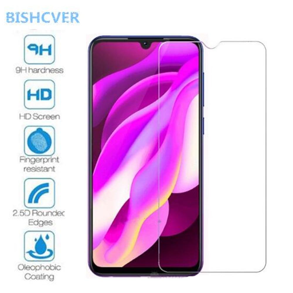 2PCS 9H Tempered Glass For Vivo U1 Y91i Y93 Y95 Lite Screen Protector Tempered Glass For Vivo Y91 Y91C Protective Phone Film