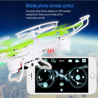 RC Drone YD 212 2.4G 4CH Drone With Camera Real Time Transmission Phone Control RC Quadcopter Headless Mode Rc Dron Kid Rc Toys