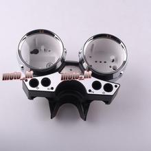 Speedometer Tachometer tacho gauge Instruments Case Cover For Yamaha XJR1300 1998 1999 2000 2001 2002 2003