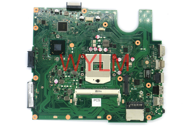 все цены на free shipping NEW original A45A X45A motherboard mainboard REV 2.0 60-N7OMB1100-C04 100% Tested Working онлайн