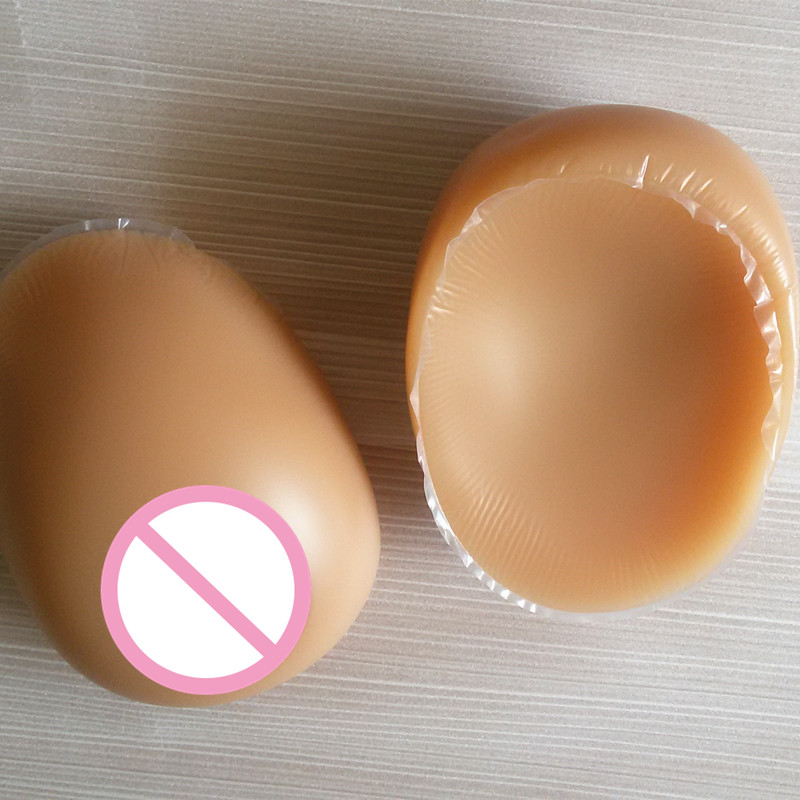 800g to 2000g full water drop Tan color Silicone fake boobs bust enhancer crossdresser breast form prosthesis cosplay chest 800g to 2000g full water drop Tan color Silicone fake boobs bust enhancer crossdresser breast form prosthesis cosplay chest