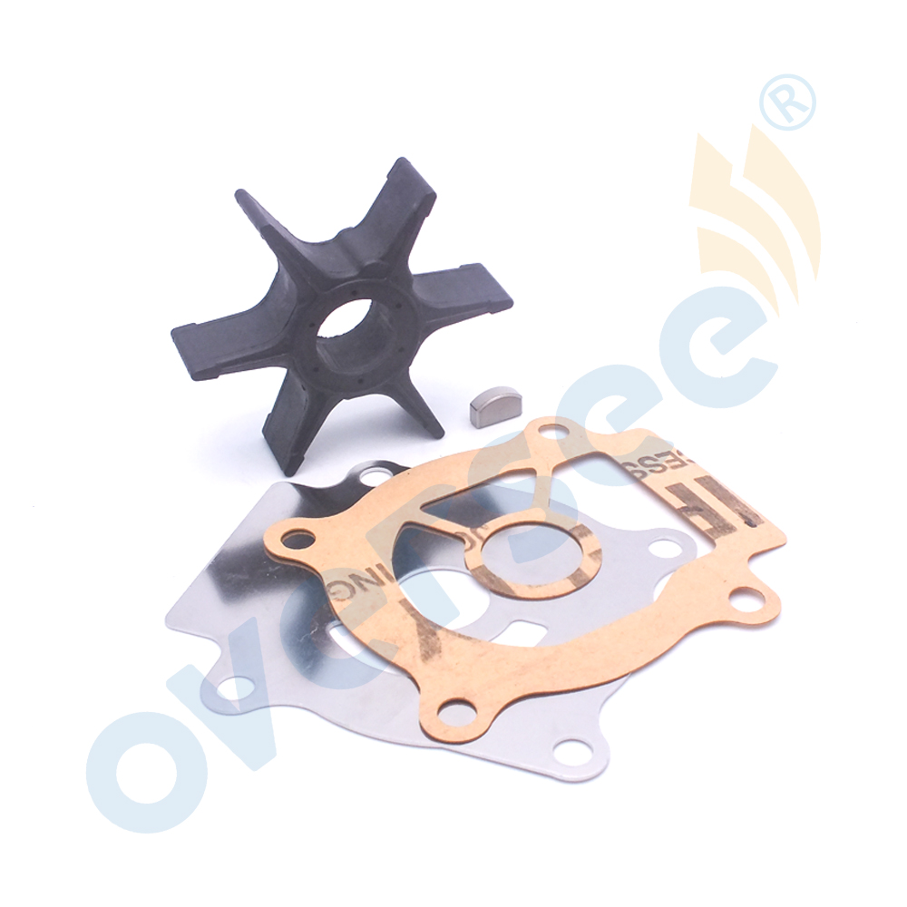 OVERSEE Water Pump Repair Kit 17400-96403 Replace for Suzuki DT30c Outboard Engine Motor Parts