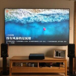 """Image 5 - ALR ضوء المحيط رفض شاشات الإسقاط 80 """"إطار الحدود رقيقة جدا متخصصة لأجهزة العرض أوبتوما شاومي أوست"""