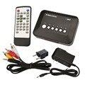 Recién llegado de múltiples funciones Real reproductor multimedia 720 P Audio vídeo USB YPbPr AV SDHC SD / MMC MKV RM RMVB AV
