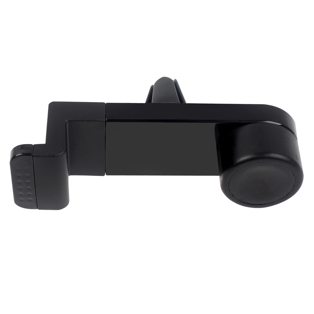 Kuum auto õhu ventilaatori hoidik Telefoni hoidiku tugi GPS-i telefonile Samsung XiaoMi 360 kraadi juhtimine mobiiltelefoni alusele