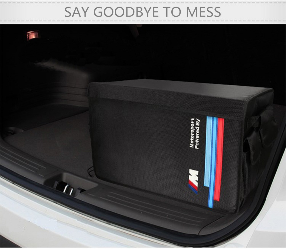 BMW Trunk Storage (5)