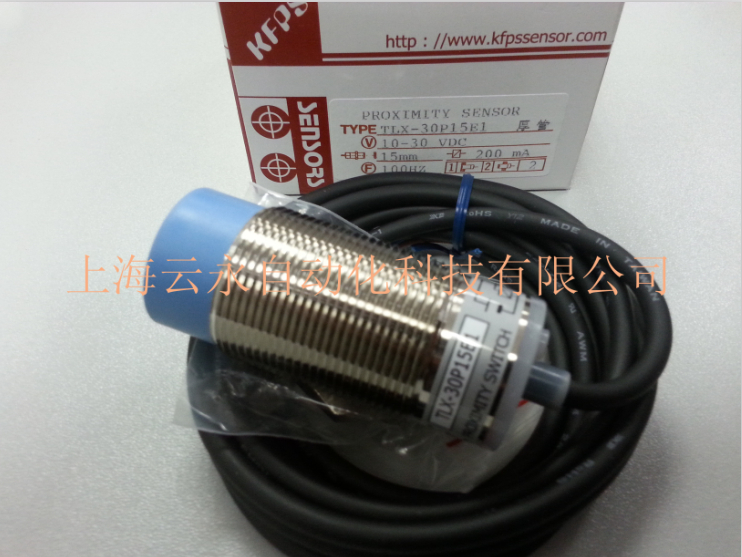 NEW  ORIGINAL TLX-30P15E1 Taiwan kai fang KFPS twice from proximity switch turck proximity switch bi2 g12sk an6x