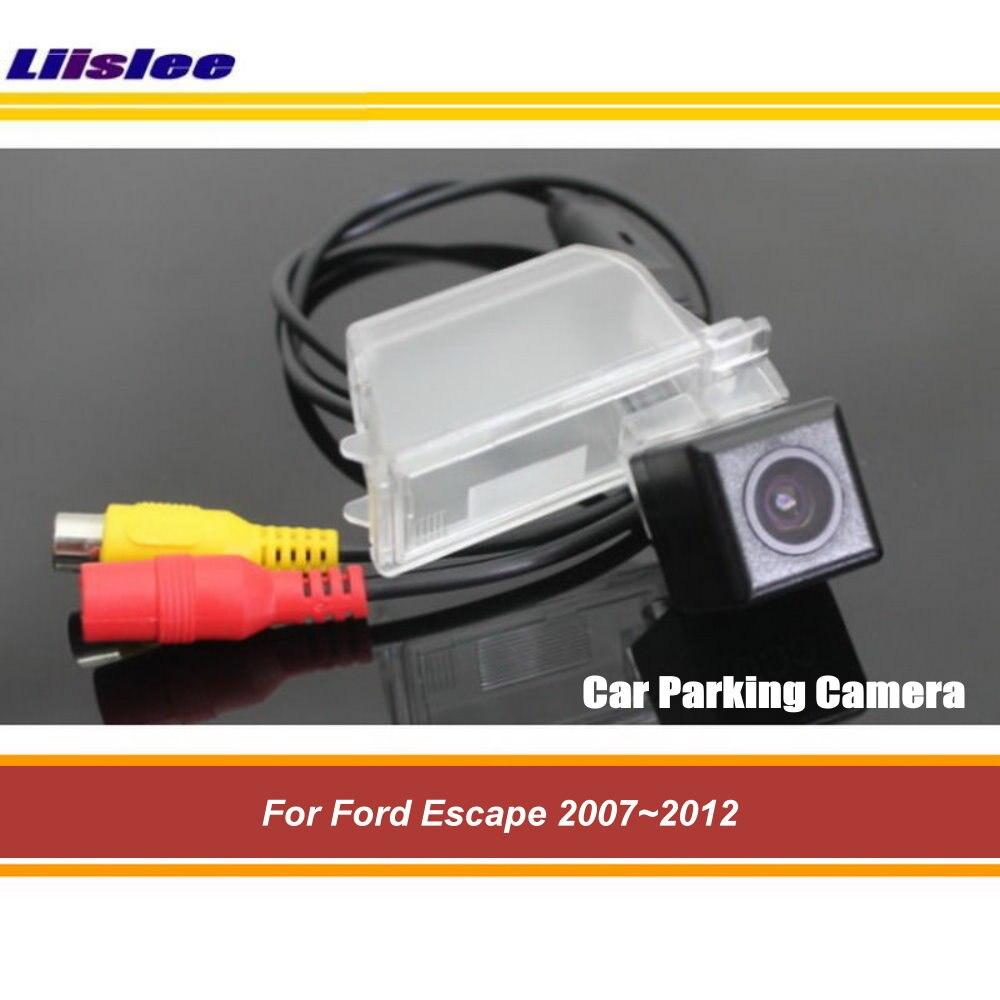 Car Theft Escape Parking: Liislee Camera For Ford Escape 2007~2012 / Car Parking