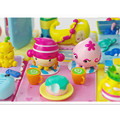 Hot  Miniature Doll Food Fruit Kitchen Toys Set, Plastic Material Pretend Toy for Children Play