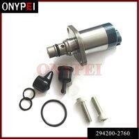 Fuel Pump Suction Control Valve 294200 2760 For Mitsubishi L200 Nissan SCV 4D56
