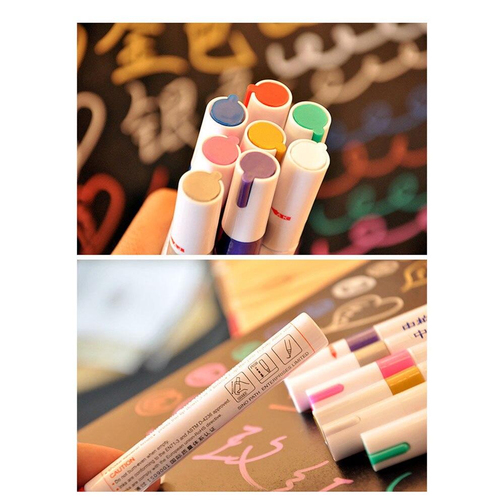 white permanent rubber paint marker pen. Black Bedroom Furniture Sets. Home Design Ideas