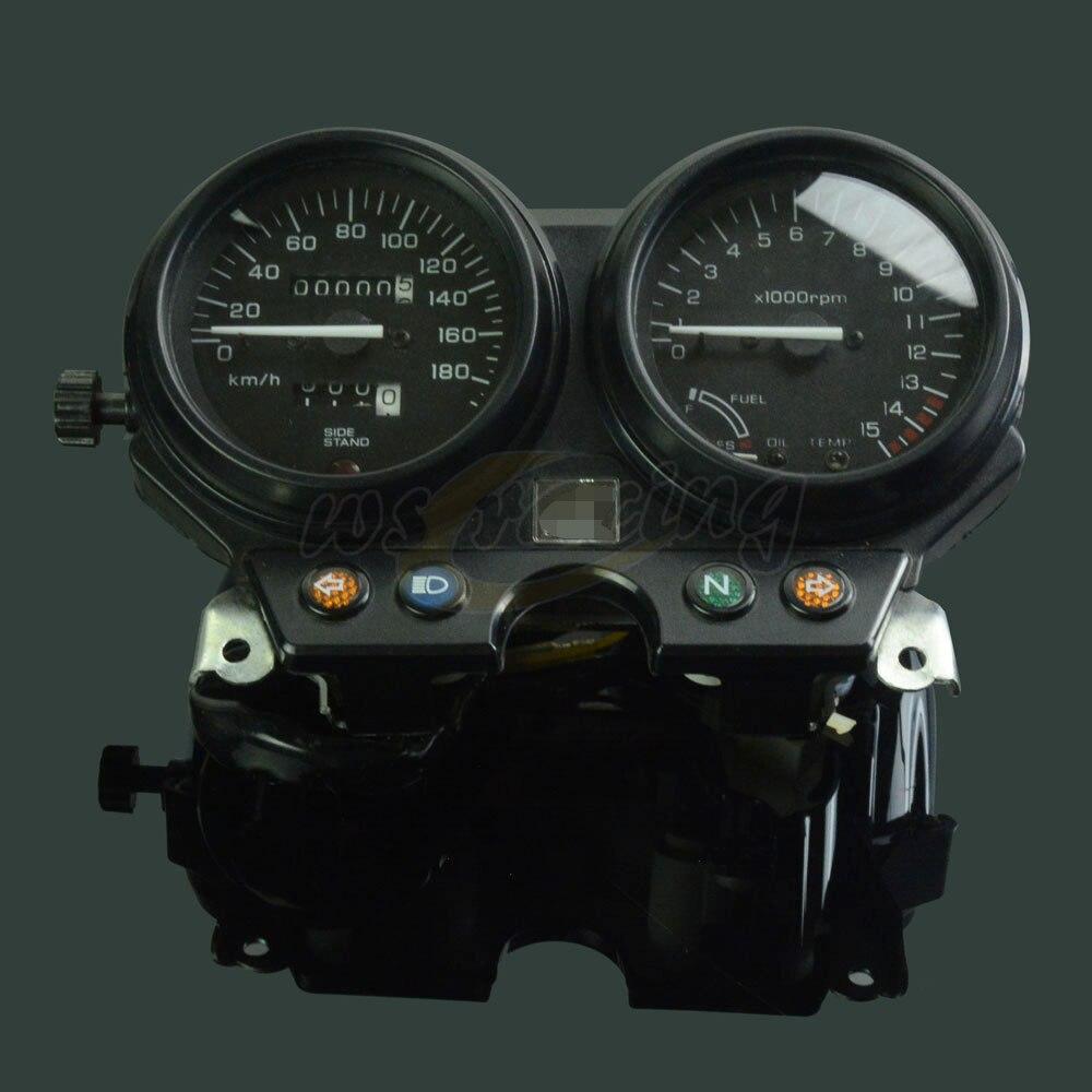 Мотоцикл инструмент тахометр одометр спидометр Датчик кластера метр для Honda CB400K СИБИ 400 к