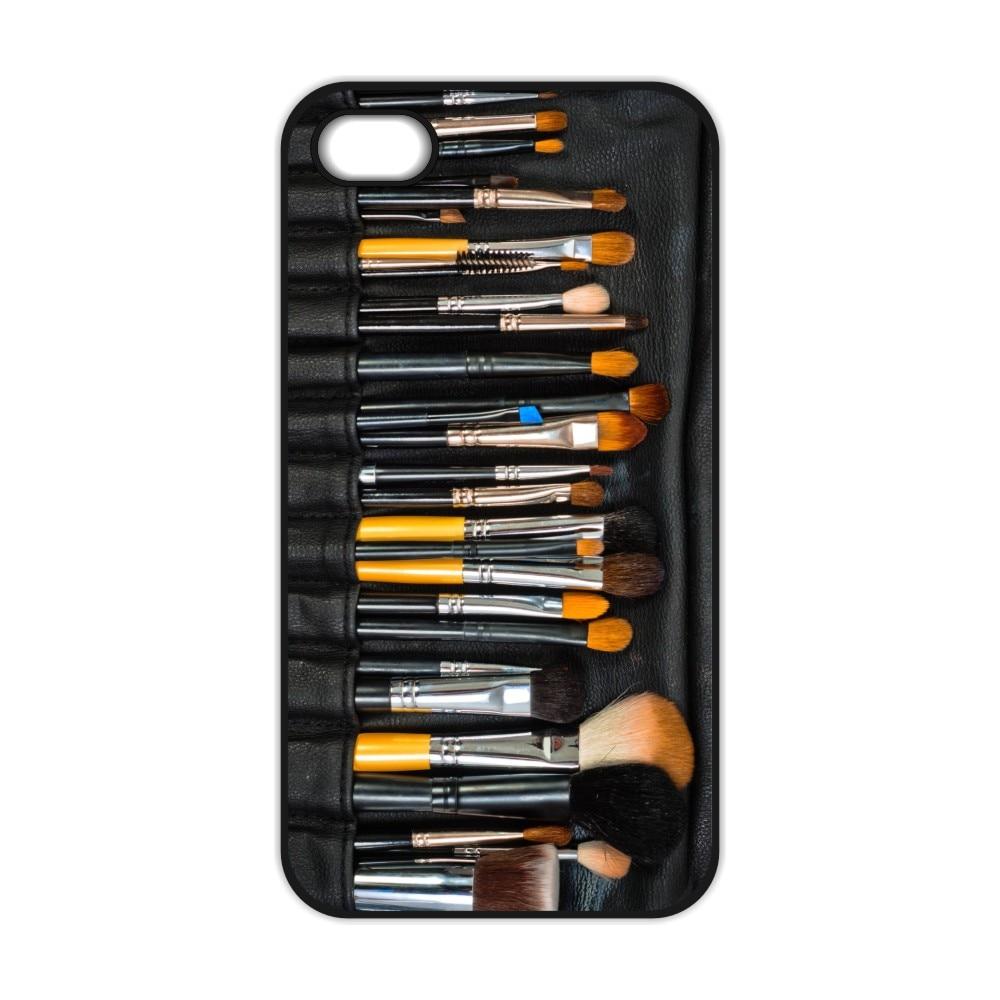 Maquillage Ensemble Cas de Téléphone portable pour l iphone 4 4S 5 ... 47047c9179e