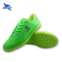 Size 33 45 Gradient Color Mens Turf Soccer Cleats New Original Women Football Shoes Cheap Kids
