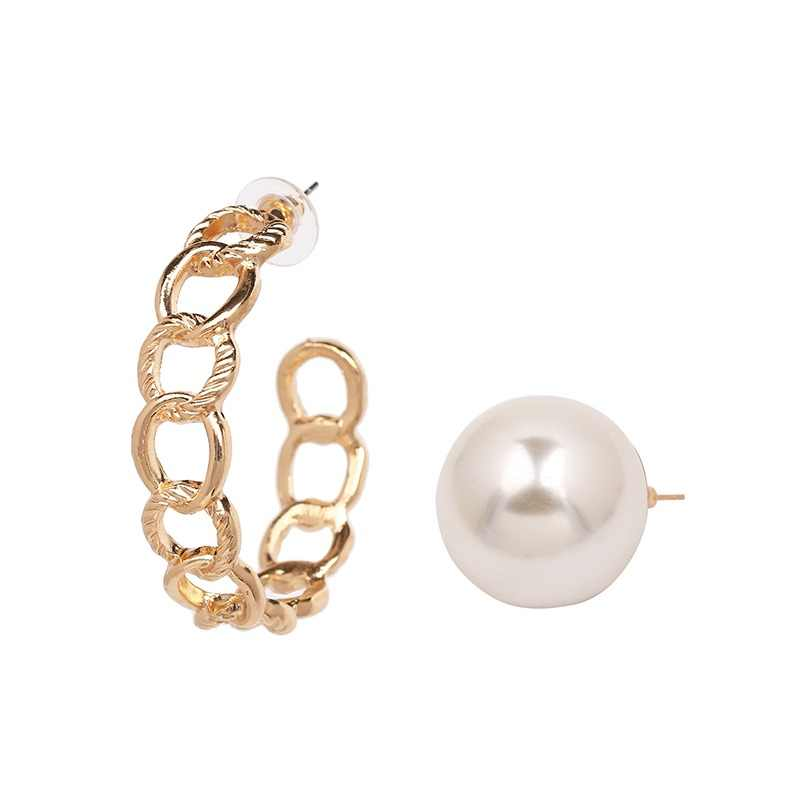 FASHIONSNOOPS New Design Jewelry Simulated Pearl Cute Earrings For za Women Jewelry Party Accessories brincos