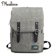 Mealivos Anti-theft Water Resistant Laptop Backpack  Lightweight School College Bag Rucksack Fits 17-inch 15 inch unisex water resistant slim business laptop tablet backpack school college laptop bag for teens girls boys students