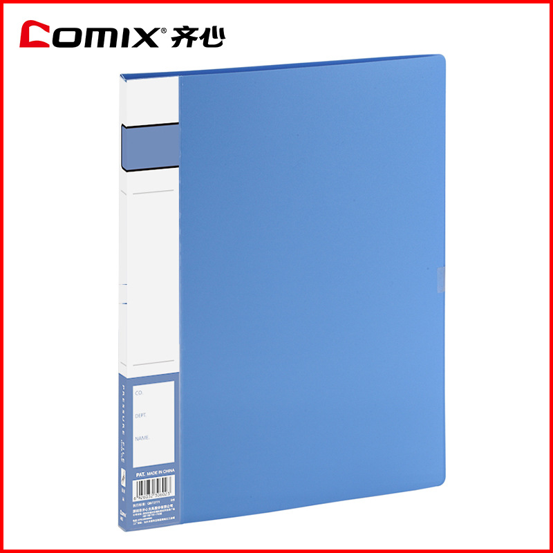 The A4 Folder Together A602 Single Strength Standard Portable Office Supplies Stationery 1pcs Set Free