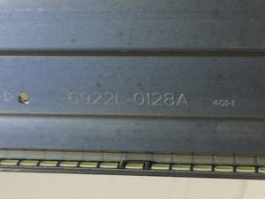 Image 5 - 2pcs LED Backlight Strip for LG 49UB8800 49UB8200 49UF695V 6922L 0128A 6916l1722B 6916l1723B 49UB8300 49UB850V 49UB830V 49UB820V