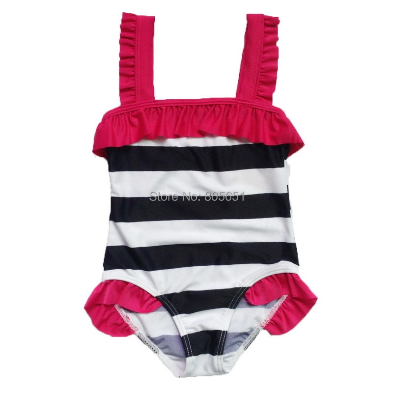 -Sun Protective Sunsuit New Baby Beach One-Piece Swimsuit UPF 50