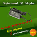 19 v 2.15a 5.5*1.7mm 40 w laptop carregador de alimentação para acer aspire one 751 521 522 533 751 h 756 725 series