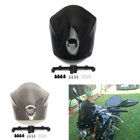 For Yamaha MT 09 FZ 09 Motorcycle Windscreen Windshield Wind Screen Deflector For Yamaha MT09 MT