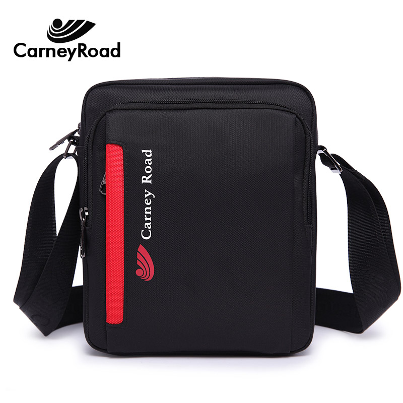 Carneyroad 2018 New Casual Messenger Bags For Men Waterproof Ipad Handbags Fashion Business Travel Shoulder Bag