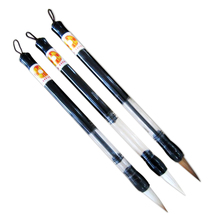 1/3pcs Durable Weasel/Wool/mixed Animal Hairs Pilot Water Brush Pen For Watercolour Chinese Calligraphy Painting Beginner Lover