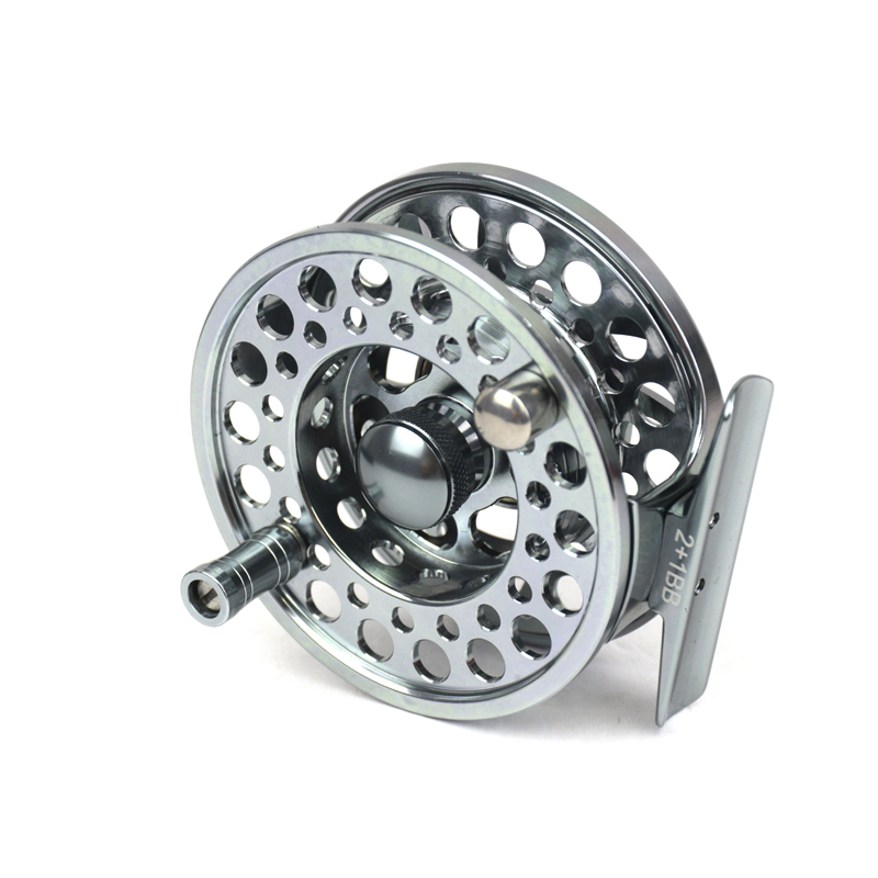 High Quality 3/4 5/6 7/8 9/10WT Fly Reel CNC Machine Cut Large Arbor Aluminum Fly Fishing Reel Hand-Changed Fishing Reel maximumcatch 06n 2 3 4 5 6 7 8wt fly fishing reel cnc machine cut large arbor aluminum silver color fly reel page 8