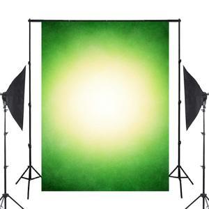 Image 2 - 5x7ft קלאסי ירוק לבן רקע צילום ילדי צילום סטודיו צילום רקע קיר