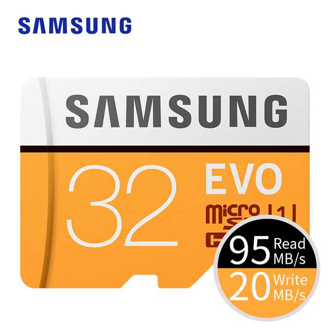 SAMSUNG New U3 Micro SD 256 GB/128 GB/64 GB SDXC U1 32 GB/16 GB SDHC Class10 TF CF Bộ Nhớ Thẻ C10 Microsd Thẻ Flash Vận Chuyển