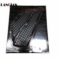 Motorcycle Accessories Carbon Fiber Tank Pad tank Protector Sticker for SUZUKI GSXR1000 K1 K3 K5 K7 K9 TL1000 DL1000
