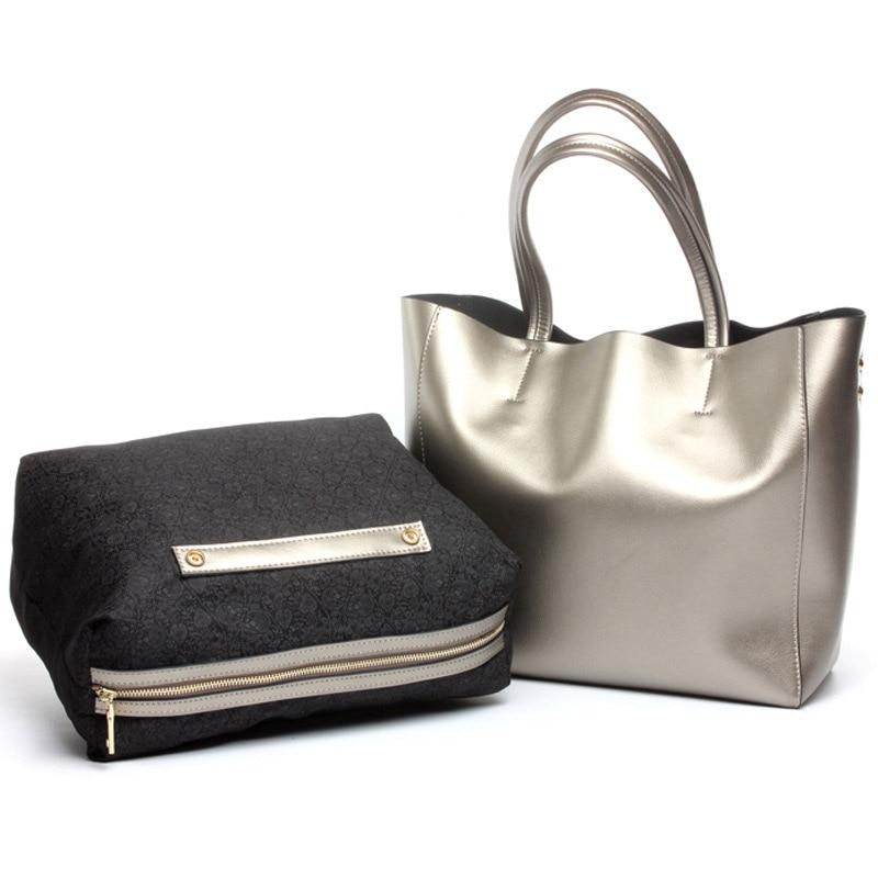 Woman bags 2016 luxury genuine leather font b handbag b font shoulder women big bag crossbody