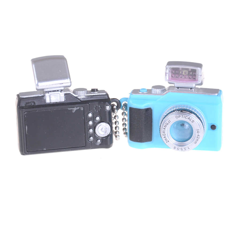 1 шт. кукольная камера для BJD кукла DIY 1/4 1/3 dod. В качестве. Dz. Sd Кукла аксессуар брелки игрушки звуковые подарок 45X39X22 мм