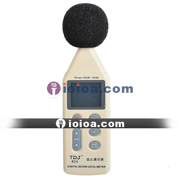 ФОТО Digital Sound Noise Level Meter Tester Decibel Pressure Sound Meter sound level meter